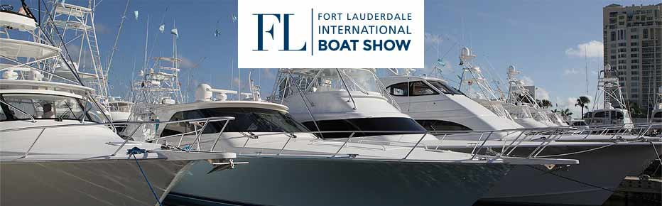 Image of Fort Lauderdale International Boat Show 2017